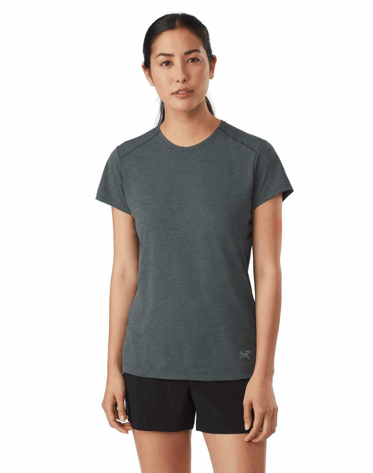 Arc'Teryx 始祖鳥 短袖排汗衣/登山衣 QUADRA CREW NECK SHIRT
